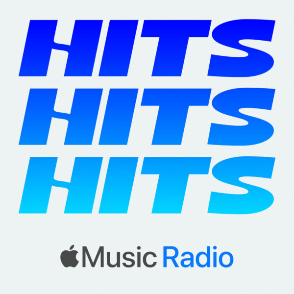 Radio station cover art for Apple Music Hits.