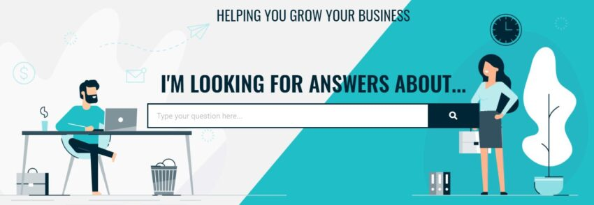 Small Business Wants Answers  New Website Launches Aimed