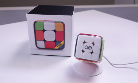 GoCube and it's Packaging