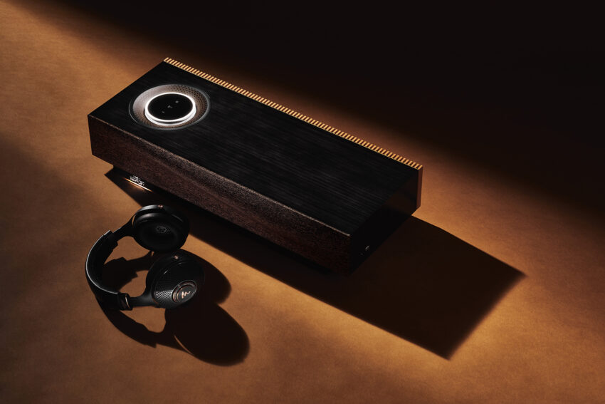 Naim Mu-so for Bentley and Focal Radiance for Bentley headphones
