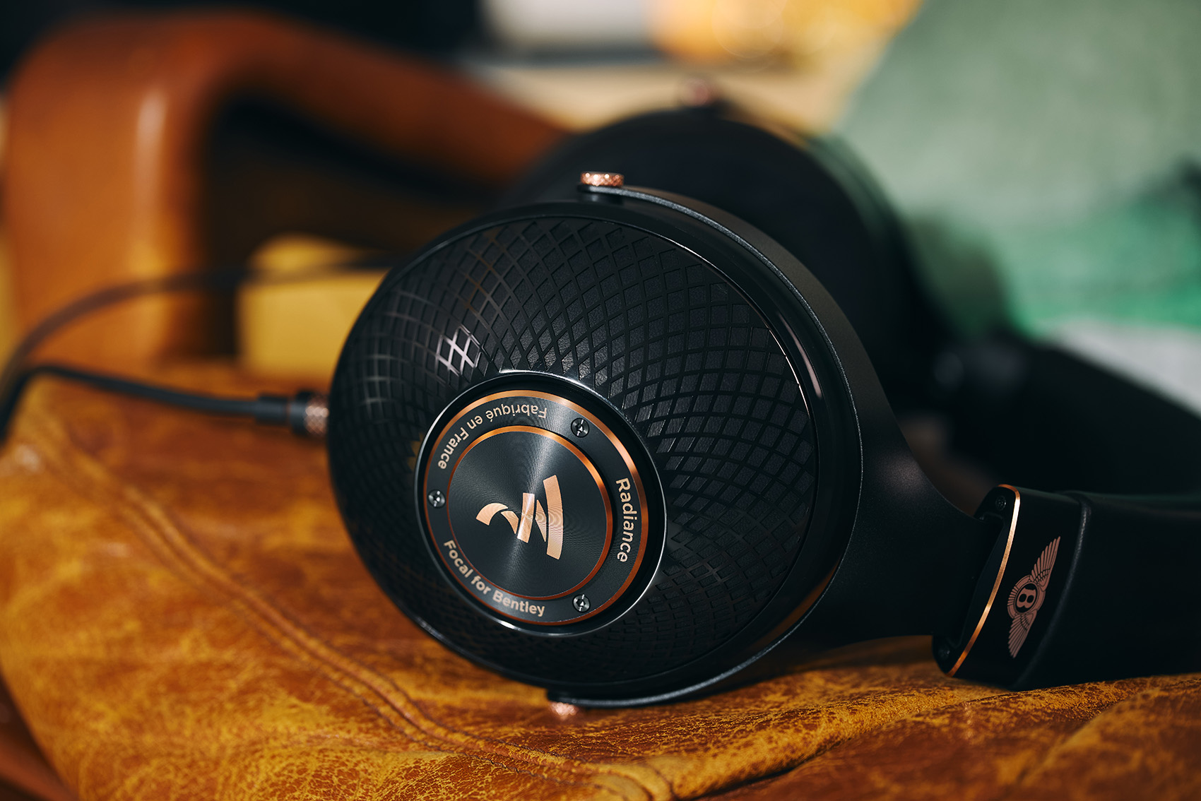 Bentley Focal Headphones