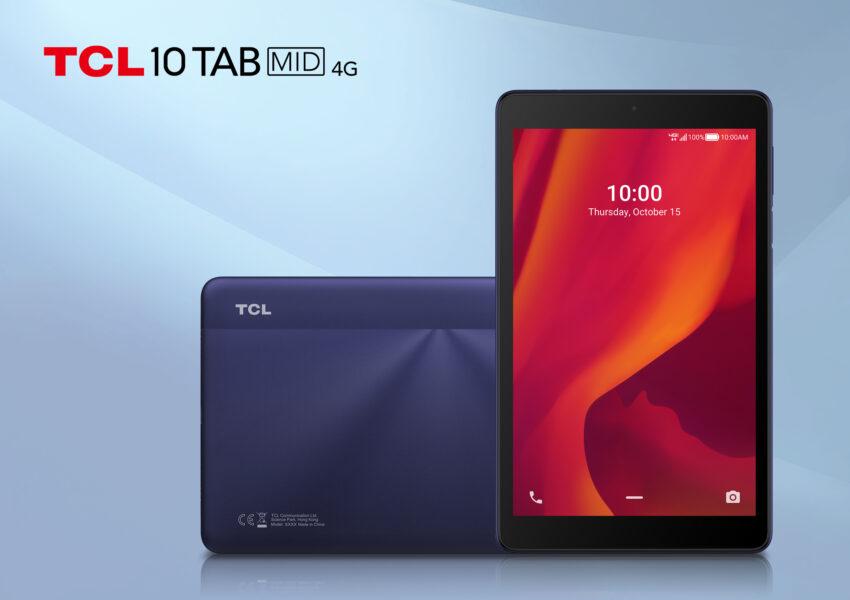 TCL's 10 TAB MID