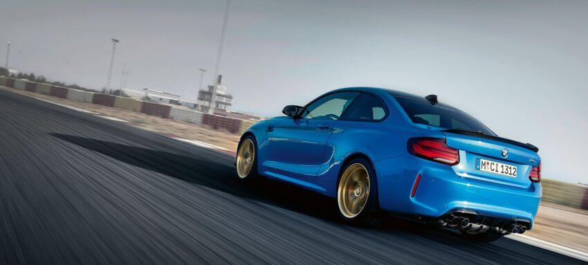 The BMW M2 CS