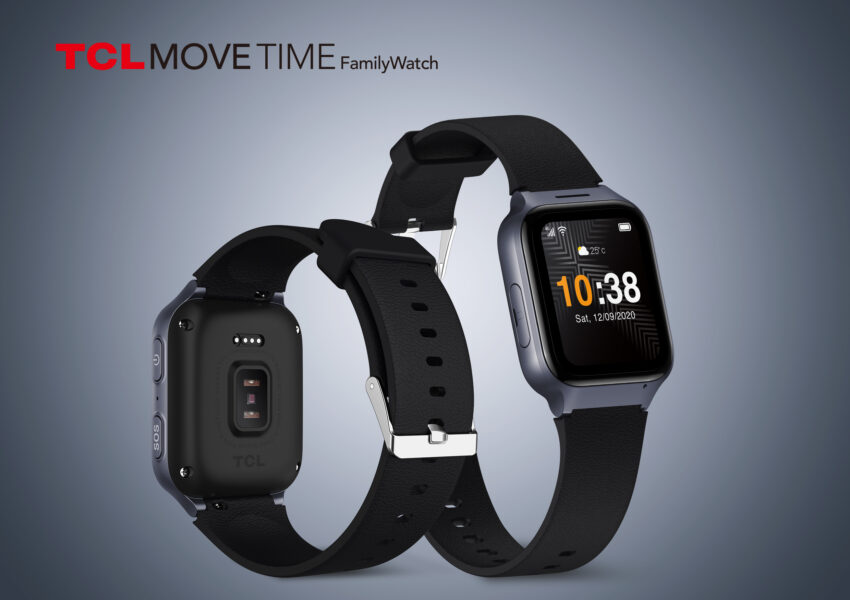 The seniors watch - TCL MOVETIME FAMILY WATCH