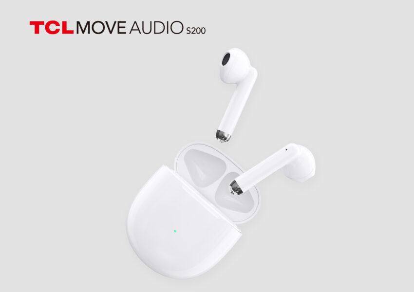 TCL's new MOVE AUDIO S200 headphones