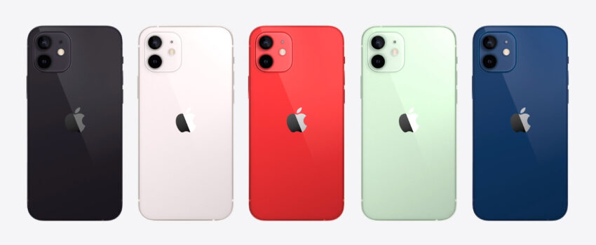 Apple iPhone 12 Colours