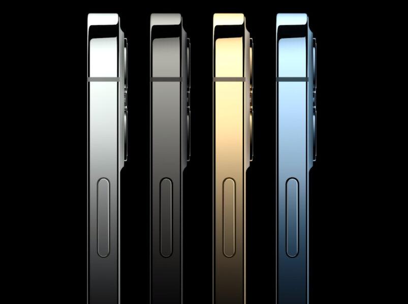 Apple iPhone 12  Pro colours