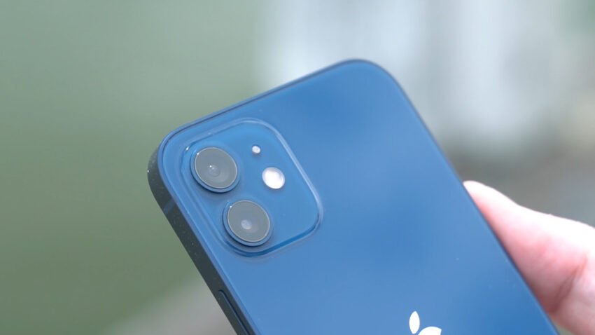 Trev's pick : the iPhone 12 in Blue