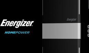 Energizer Homepower logo and product