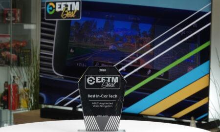 BEST 2020 In-Car Tech